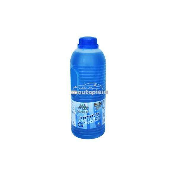Antigel concentrat MOTRIK G11 Albastru 1 L