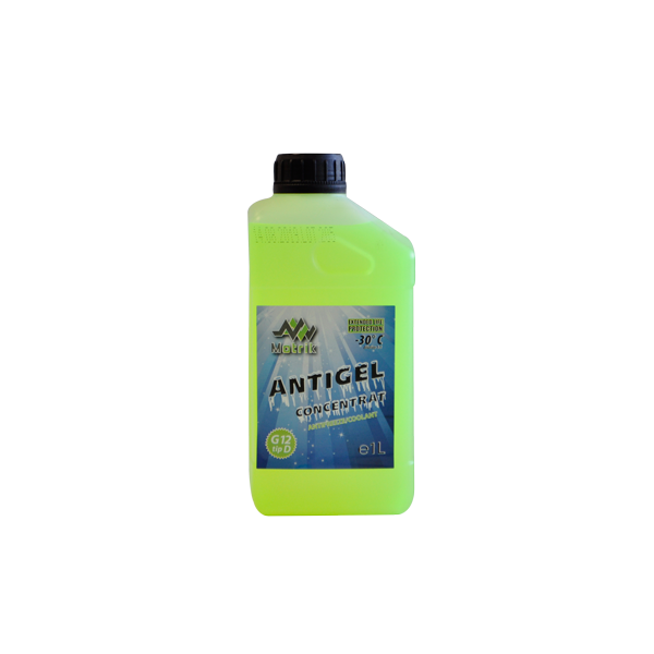 Antigel concentrat MOTRIK TIP D Verde 1 L