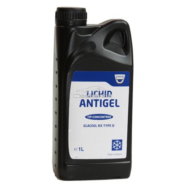 Antigel concentrat DACIA Tip D Verde 1 L