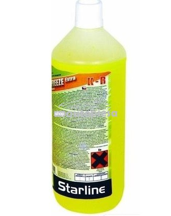 Antigel concentrat STARLINE Tip D Galben 1 L