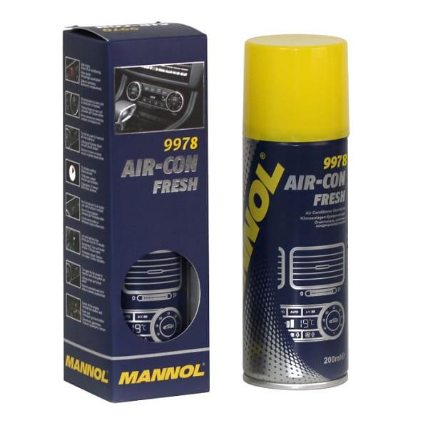 Spray curatare sistem aer conditionat Air-Con Fresh MANNOL 200ml