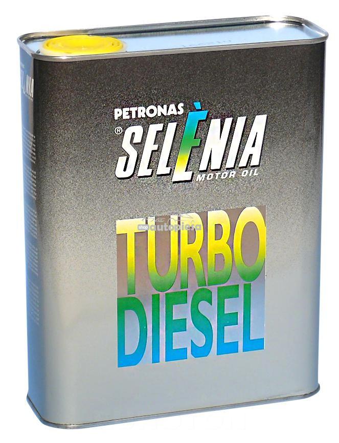 Ulei motor SELENIA Turbo Diesel 10W40 bidon tabla 2L