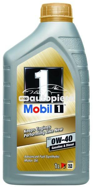Ulei motor MOBIL 1 FS 0W40 1L