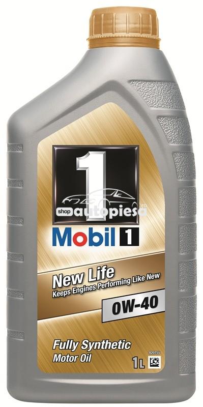Ulei motor MOBIL 1 New Life 0W40 1L