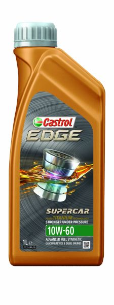 Ulei motor Castrol EDGE Titanium FST 10W60 1L