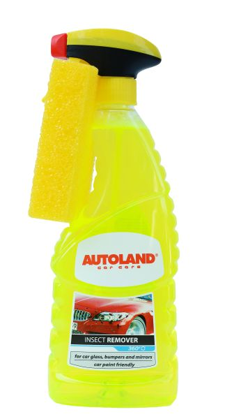 Solutie curatare insecte de pe parbriz Insect Remover Autoland 750 ML