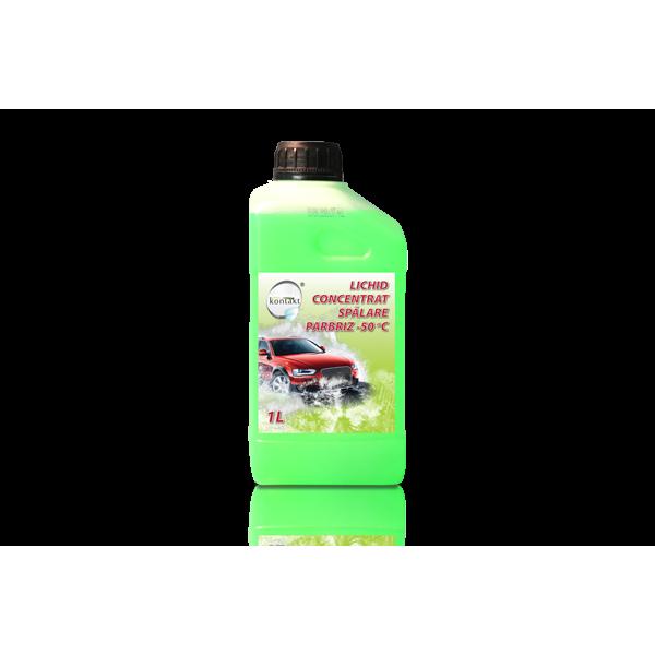 Lichid de parbriz iarna concentrat -40°C KONTAKT 1L
