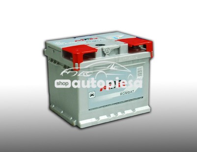 Acumulator baterie auto MTR Rombat LB1 50 Ah 480A