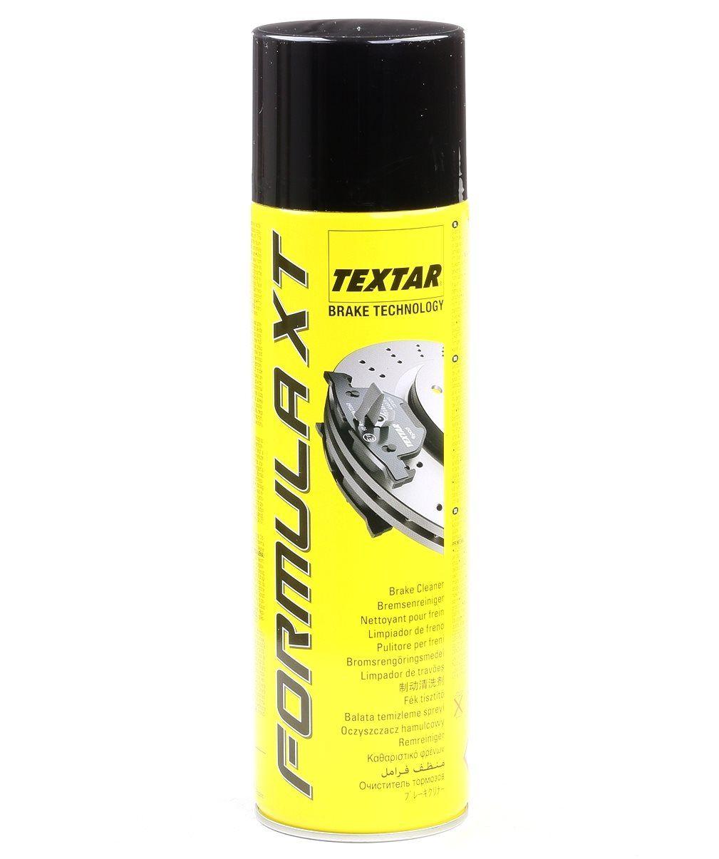 Spray curatare frane si ambreiaj TEXTAR 500ml