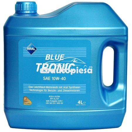 Ulei motor ARAL Blue Tronic 10W40 4 L