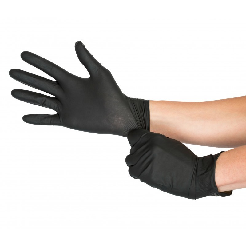 Manusi de protectie de unica folosinta marimea XL - 50 buc