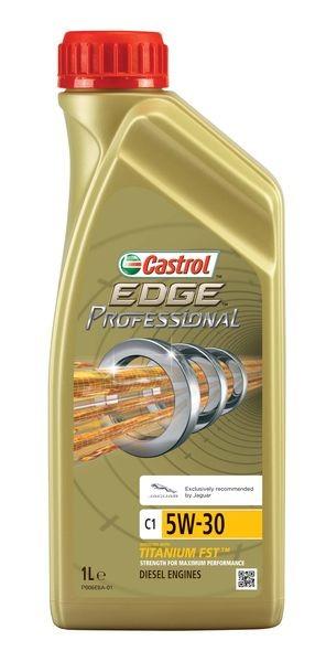 Ulei motor Castrol EDGE Titanium FST Professional Ford / Jaguar C1 5W30 1L