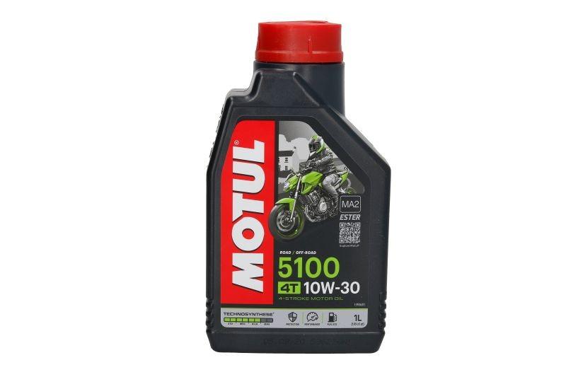 Ulei motor pentru motociclete Motul Ester 5100 10W30 4T 1L