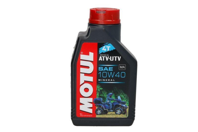 Ulei motor ATV - UTV Motul 10W40 4T 1L