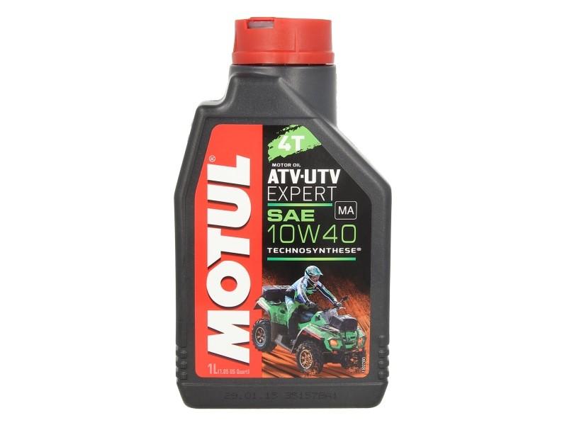 Ulei motor ATV - UTV Motul 10W40 Expert 4T 1L