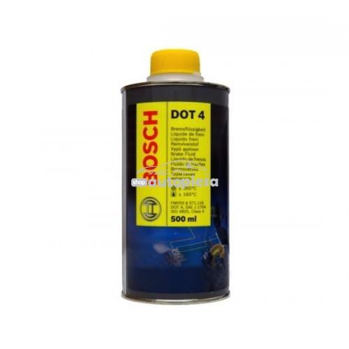 Lichid de frana BOSCH DOT4 500 ML