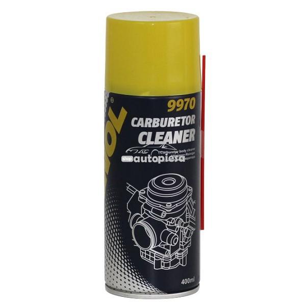 Spray curatare carburator MANNOL 400 ml