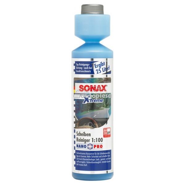 Lichid spalare parbriz SONAX Xtreme Clear View NanoPro concentrat 1:100 250 ml