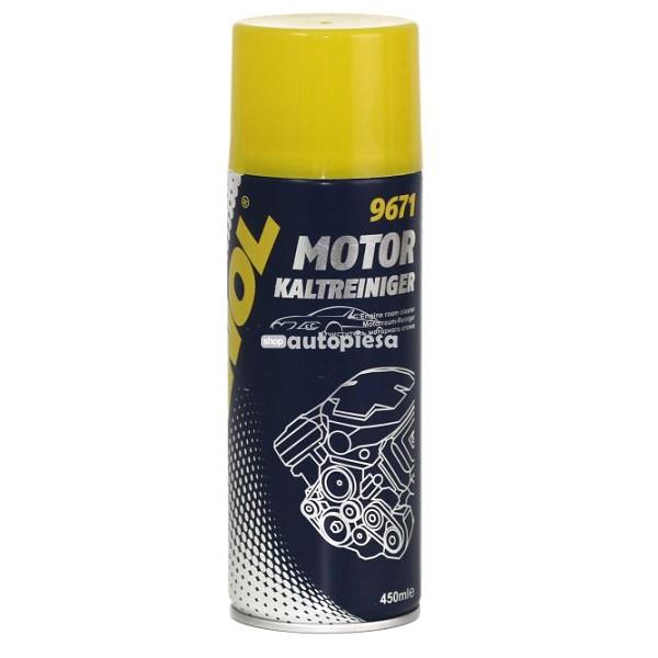 Spray pentru curatarea motorului MANNOL 450 ml