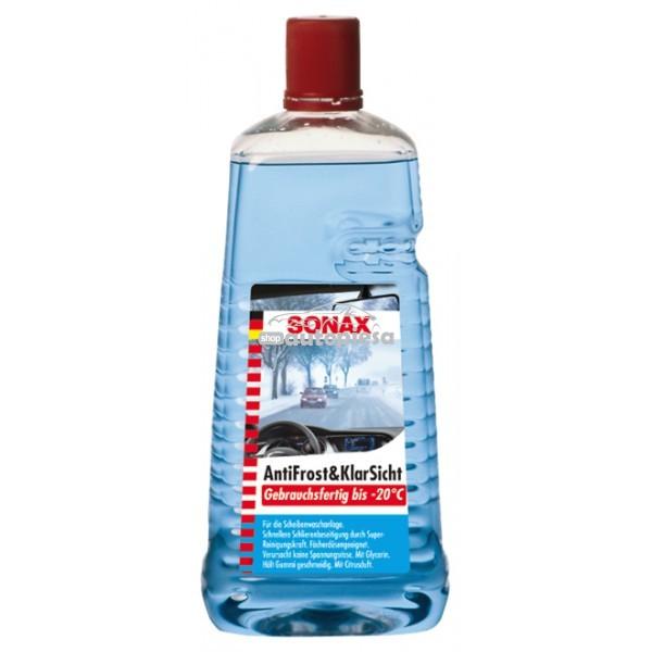 Lichid spalare parbriz iarna SONAX Antifreeze -20 grade 2 L