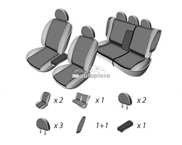Set huse scaune VW PASSAT B5 variant 2000 - 2005 UMBRELLA