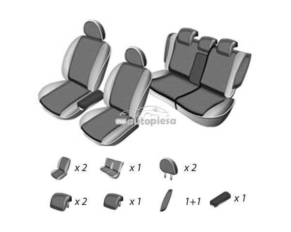 Set huse scaune VW PASSAT B6 variant 2005 - 2010 UMBRELLA
