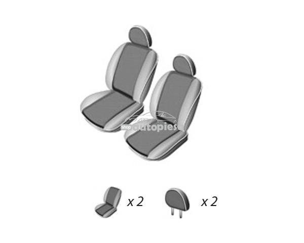 Set huse scaune VW T5 (1+1) TRANSPORTER VAN 2003 - prezent UMBRELLA