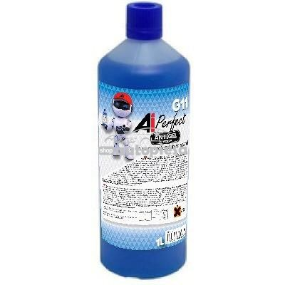 Antigel concentrat AI PERFECT G11 Albastru 1 L