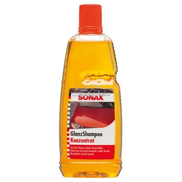 Sampon concentrat pentru luciu SONAX Gloss Shampoo 1 L