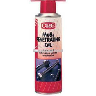 Spray degripant si lubrifiant pe baza de ulei cu MoS2 CRC 300 ml