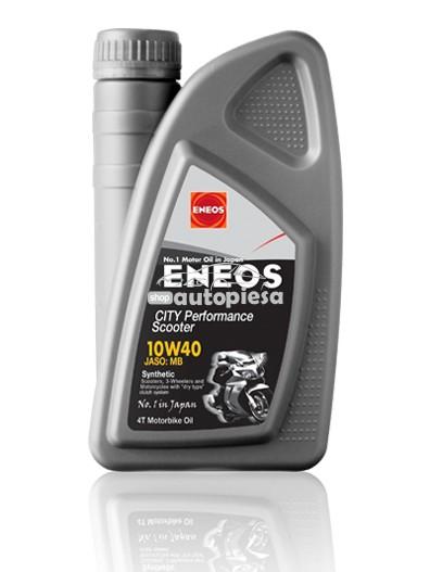 Ulei motor pentru motociclete ENEOS City Performance Scooter 10W40 1L