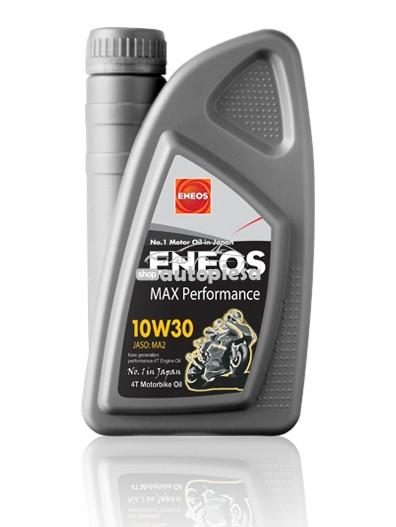 Ulei motor pentru motociclete ENEOS Max Performance 10W30 1L