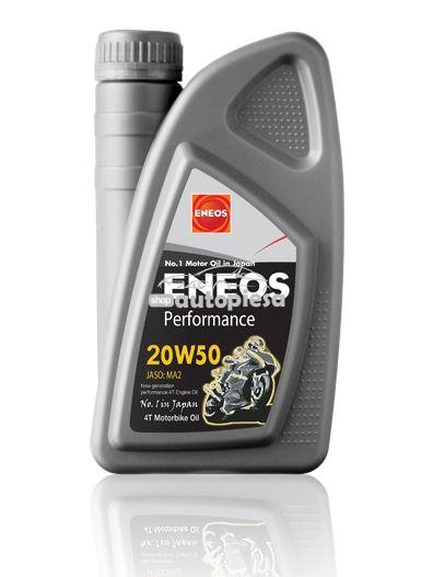 Ulei motor pentru motociclete ENEOS Performance 20W50 1L