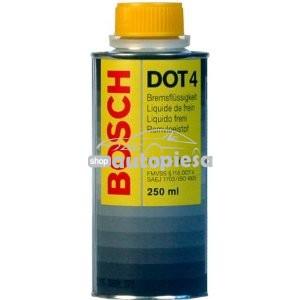 Lichid de frana BOSCH DOT4 250 ML