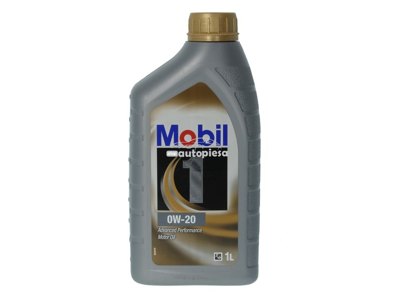 Ulei motor MOBIL 1 0W20 1L