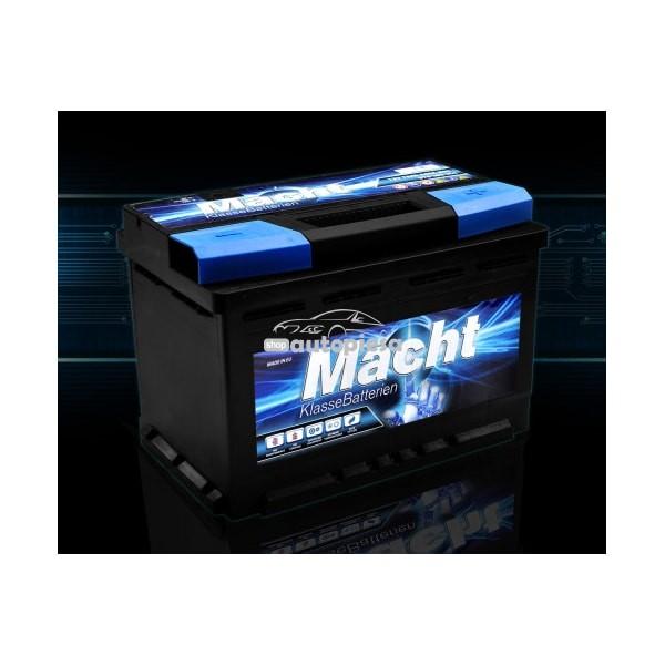 Acumulator baterie auto MACHT 70 Ah 640A