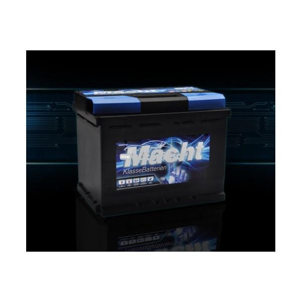 Acumulator baterie auto MACHT 55 Ah 480A