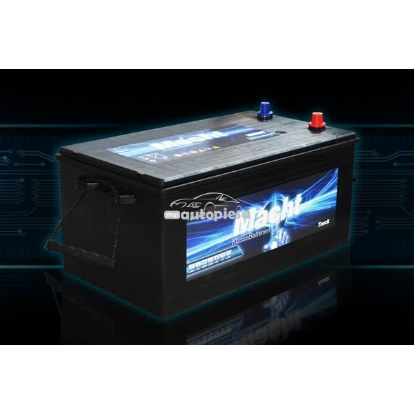 Acumulator baterie camioane MACHT 200 Ah 1200A