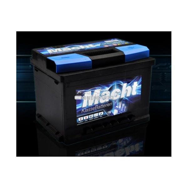 Acumulator baterie auto MACHT 60 Ah 540A