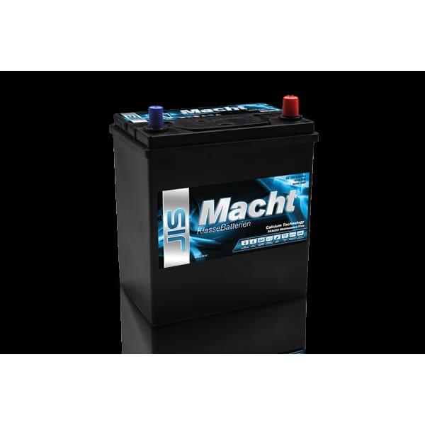 Acumulator baterie auto MACHT 60 Ah 450A cu borne inverse JIS (masini japoneze)