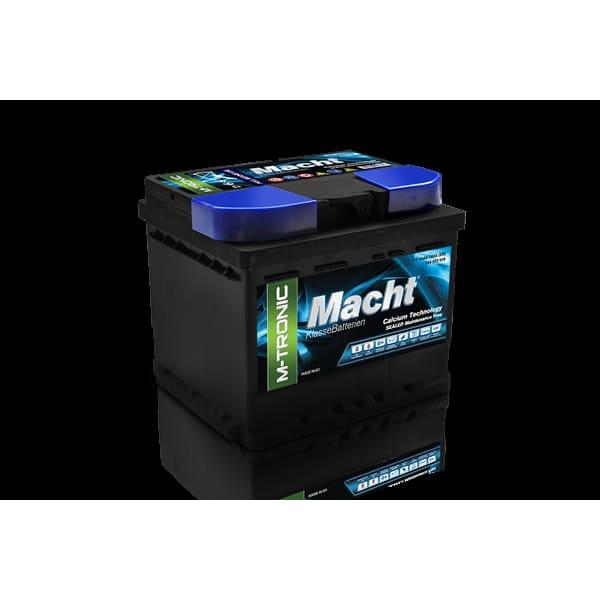 Acumulator baterie auto MACHT M-Tronic 44 Ah 360A - GARANTIE 3 ANI