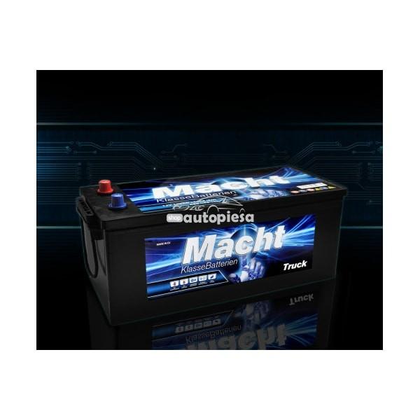 Acumulator baterie camioane MACHT 180 Ah 1250A