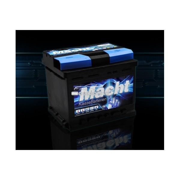 Acumulator baterie auto MACHT 45 Ah 360A