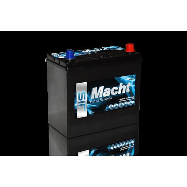 Acumulator baterie auto MACHT 45 Ah 330A cu borne inverse JIS (masini japoneze)