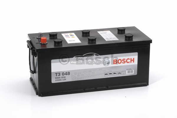 Acumulator baterie camioane BOSCH T3 155 Ah 900A