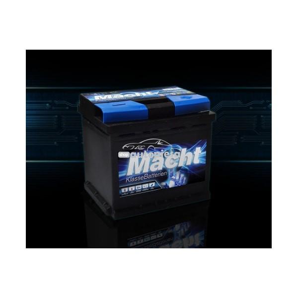 Acumulator baterie auto MACHT 50 Ah 420A