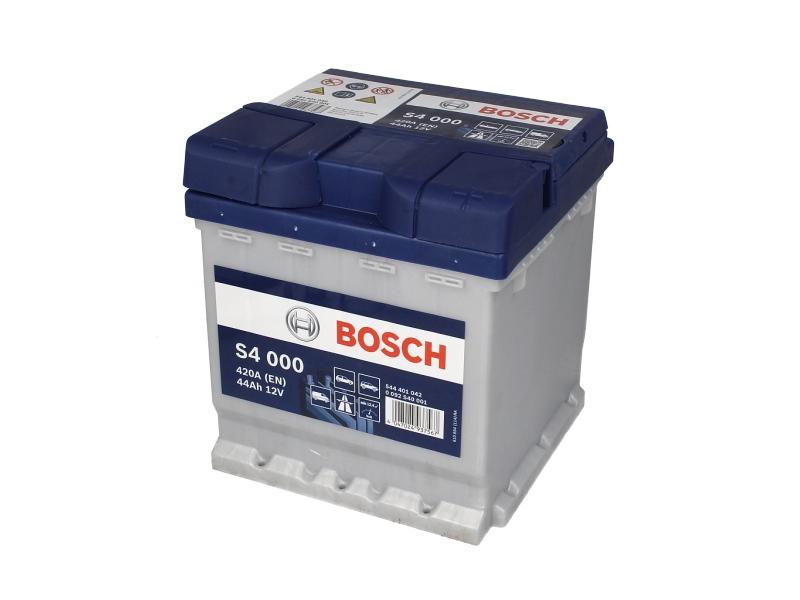 Acumulator baterie auto BOSCH S4 44 Ah 420A
