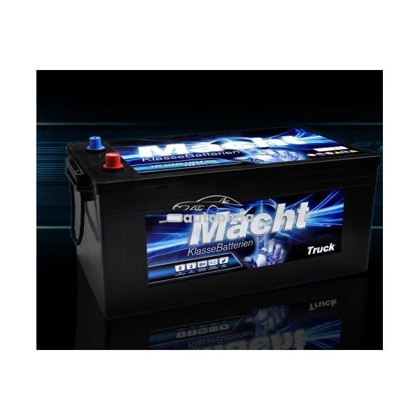 Acumulator baterie camioane MACHT 230 Ah 1400A