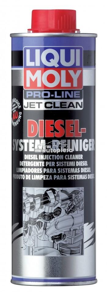 Aditiv curatare sistem injectie Diesel Pro Line Liqui Moly 500ml