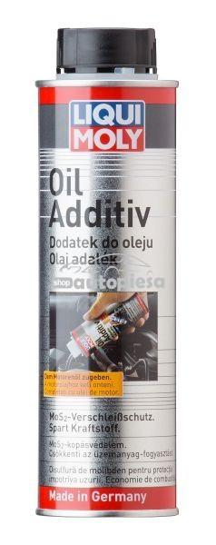 Aditiv ulei cu MOS2 Liqui Moly 300 ml